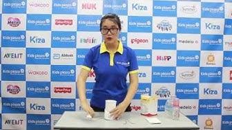 Máy hâm sữa bằng điện NUK