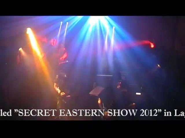 The Dark Unspoken - Fallen Demon (live 2012 at SECRET EASTERN SHOW, Lage)