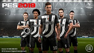 PES 2019 Mobile v3 0 1 New Graphics Patch Android by Techno Gamer