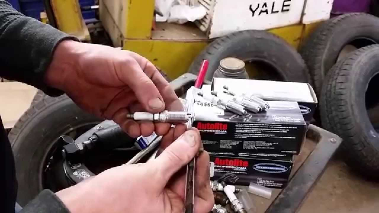 replace spark plugs chevy cobalt