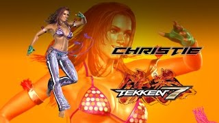 Tekken 7 Christie Monteiro