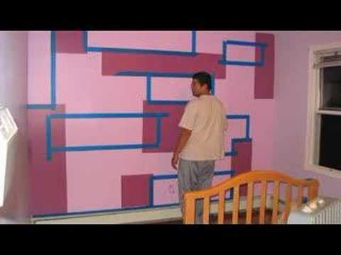 Interior Wall Painting Blocks   YouTube