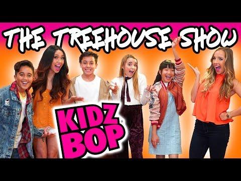 Kidz Bop and JoJo Siwa? The Treehouse Show for Kids. Totally TV