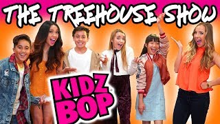 Kidz Bop and JoJo Siwa? The Treehouse Show . Totally TV