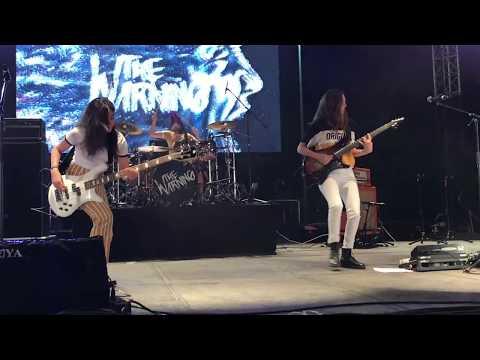 The Warning Live Grill Master (Forum Arena Monterrey) Part 1/2