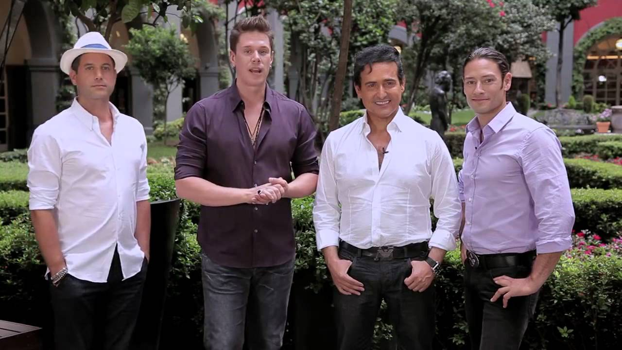 Il divo new album 24 9 2015 youtube - Album il divo ...