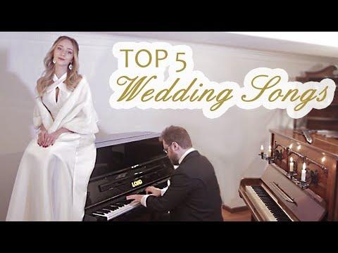 Top 5 Wedding Songs