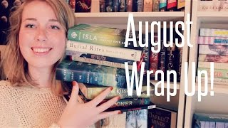 August Wrap Up! Thumbnail