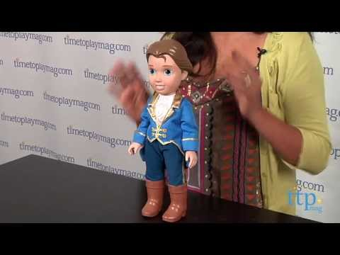 My First Disney Princess Prince Adam From Tollytots Youtube