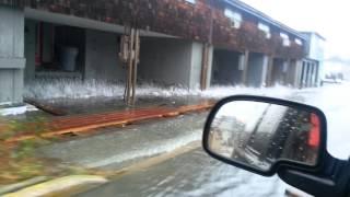Hurricane Joaquin - Ocean City, MD - 10/02/2015