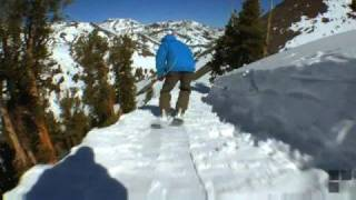 Eric Pollard - Self Edit Line Skis 08