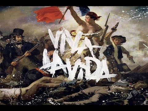 Coldplay - Viva La Vida Instrumental