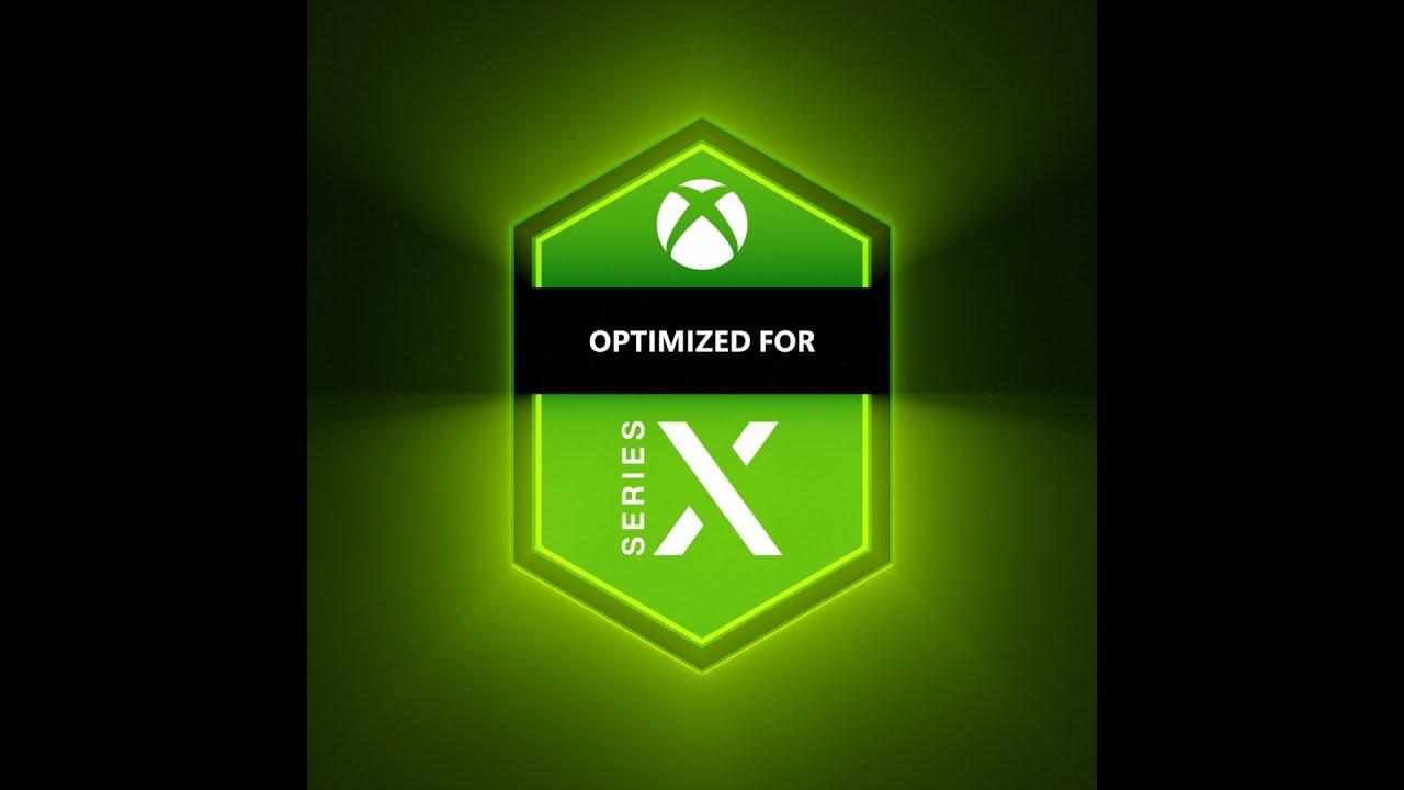 Xbox Series X: Juegos optimizados