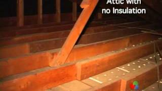 Home Inspection - Attics - Part 1 Of 2