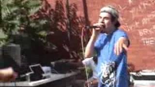 """BRAILLE - """"Fill It In"""" -  Pgh Street Jam 1"""