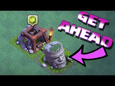 DON'T TOUCH MY GEMS!!! | GEM TO MAX MINE TROLL!! | Clash Of Clans