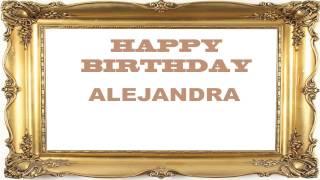 Alejandra   Birthday Postcards & Postales - Happy Birthday
