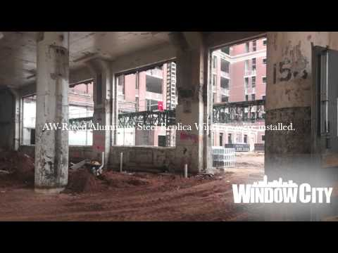 Commercial Window Replacement: Garden State Parkway Lofts