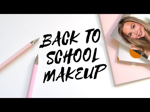 Back to School Makeup 2019 thumbnail