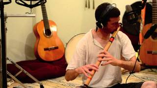 Bansuri MEDITATION - AMOS AARONSON - MASALA - HD