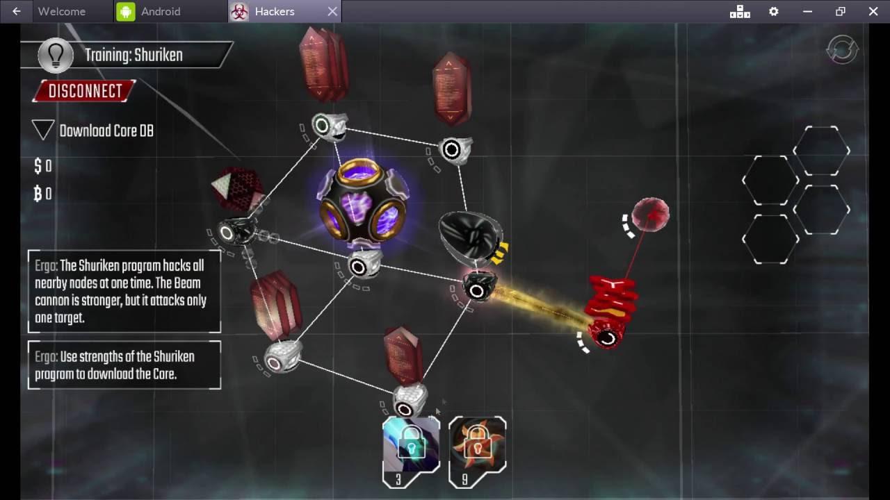 Igraem V Igru Hackers Gameplay Android Youtube