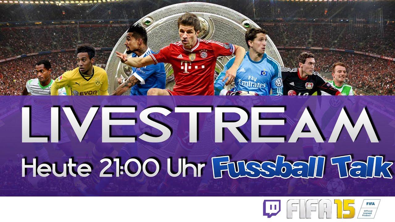 Livestream Fussball Heute