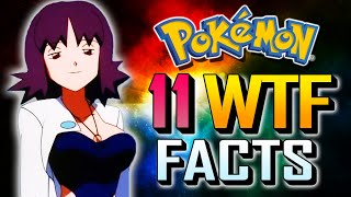 11 CRAZY Pokemon Facts You DON