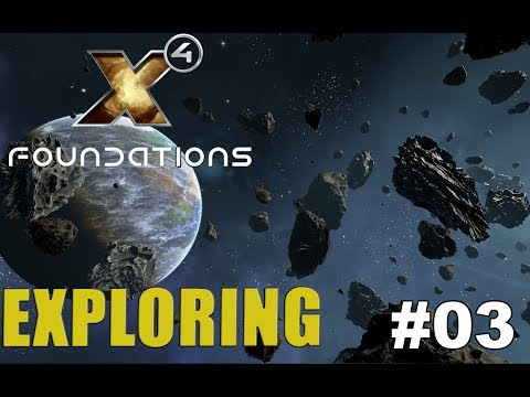 Unlocking the Map - X4 Foundations - Let's play LP - S01-EP03