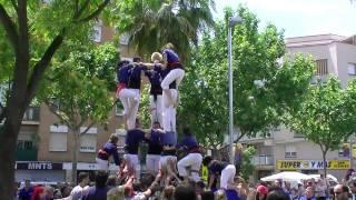 Xiquets del Serrallo a Esplugues de Llobregat