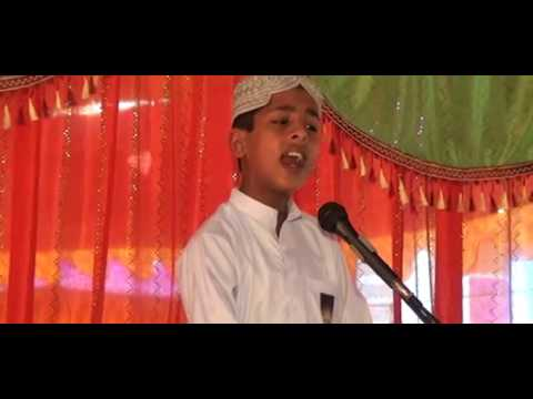 A beautiful naat by Anas Ishtiaq in Annual Prize Distribution Ceremony