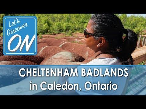 Cheltenham Badlands Trail   Ontario Trails Council