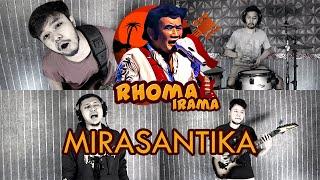Rhoma Irama - Mirasantika | METAL COVER by Sanca Records