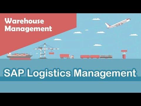 SAP Logistics | SAP Logistics Execution with Warehouse Management | Basic Overview |Process Overview