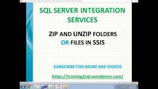 SSIS SFTP using WinSCP - Видео с YouTube на компьютер