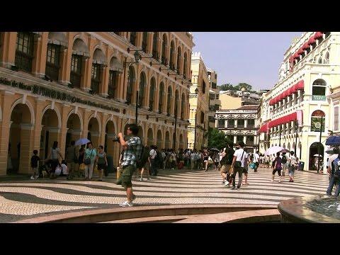 From Senado Square to ruins of St. Paul Macau (Kumar ELLAWALA)