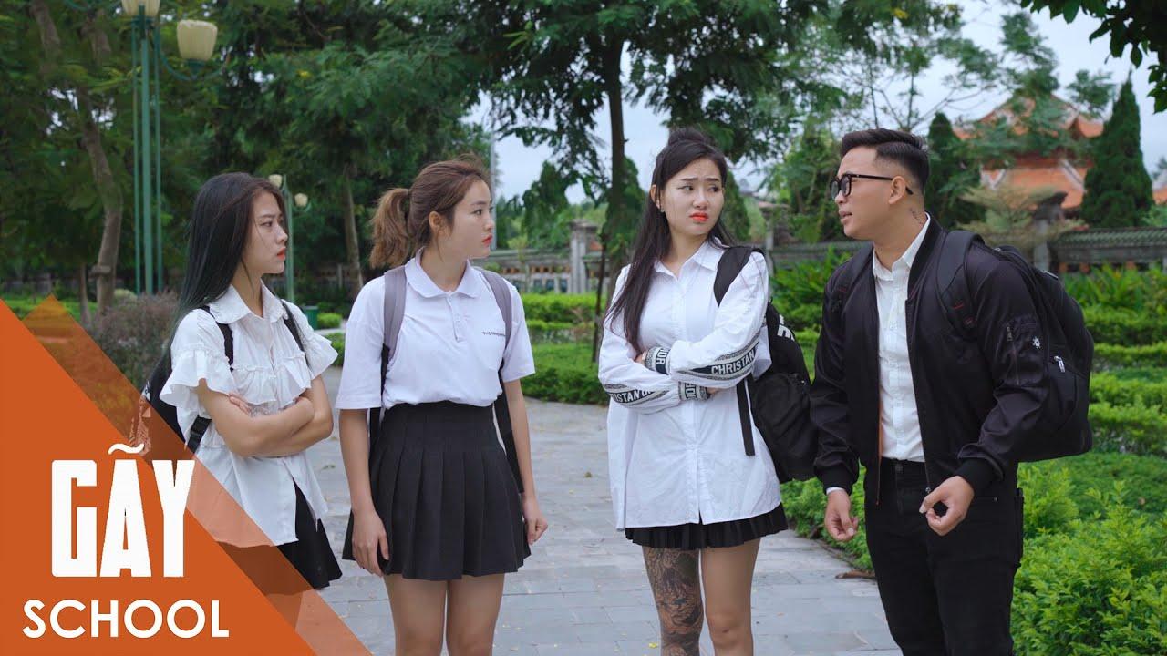 HOT GIRL XUI XẺO | BỘ TỨ QUỶ SỨ TẬP 23 | PHIM HỌC ĐƯỜNG HÀI HƯỚC GÃY SCHOOL