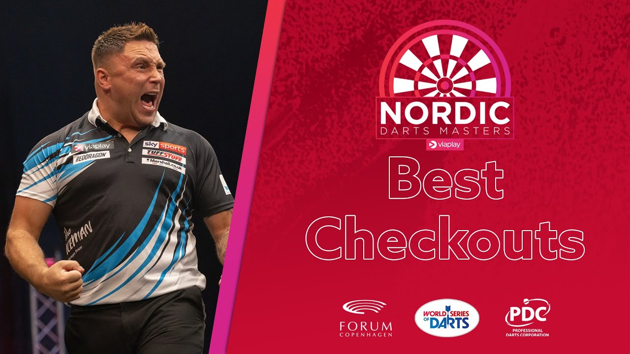 BEST CHECKOUTS! | 2021 Viaplay Nordic Darts Masters