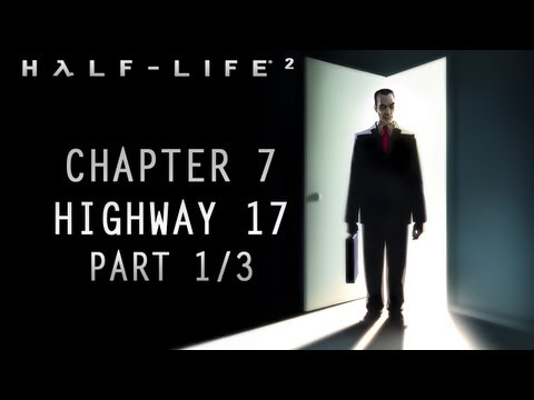 Mr. Odd Plays Half-Life 2: Chapter 07 (Part 1/3) - Highway 17 (DUKES OF HAZZARD)