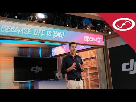 DJI Osmo Pocket Launch At The Good Morning America Studios In New York