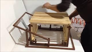 видео Рамки пчеловодные Рут