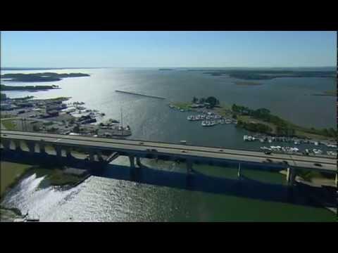 Chesapeake Bay By Air Trailer