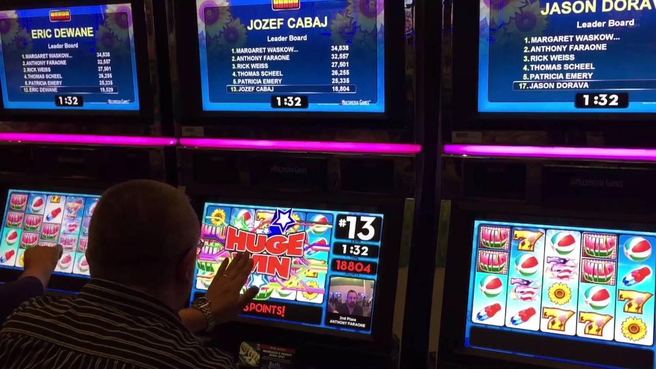 Casino slots tournaments casinos near clear lake california