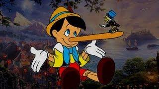 Çocuklara Masallar-11) Pinokyo (Yazılı ve Sesli)