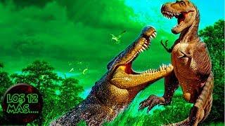 12 animales aterradores que estan extintos | Los 12 Mas