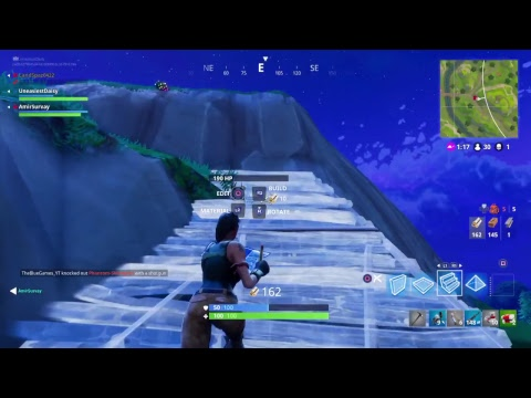 UneasiestDaisy's Live PS4 Broadcast Fortnite it's electric as well with Survay!! (60 fps)