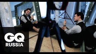 Данила Козловский: видео и интервью для GQ