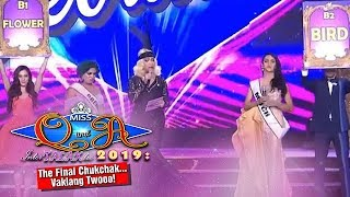 It's Showtime Miss Q & A Grand Finals: Brenda and Mitch battle it out in Debattle