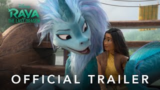 <b>RAYA AND THE LAST DRAGON</b> | New Trailer 2 | Official Disney UK ...