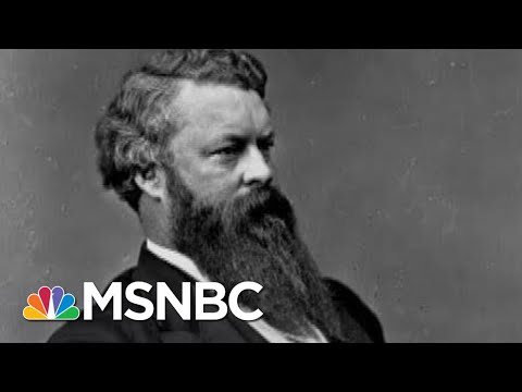 Yes, Impeachment After Leaving Office Is A Thing. Just Ask William Belknap   Rachel Maddow   MSNBC