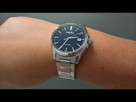 On the Wrist, from off the Cuff: Seiko Presage – SARX045, Baby Grand Seiko?